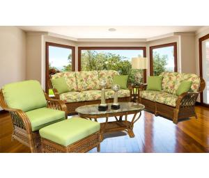 Coconut Beach Natural Rattan Furniture Sets.(Sofas oversold ,more in Oct)