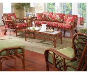 Grand Isle Natural Rattan Furniture Sets (Custom Finishes Available)
