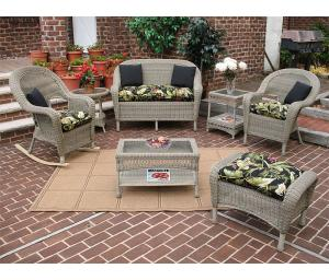 Driftwood Malibu Outdoor Wicker Patio Furniture