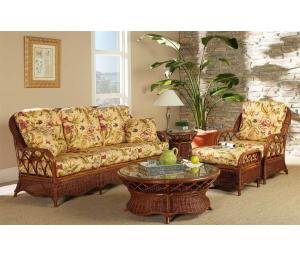 Eastwind Natural Rattan Furniture Sets (Custom Finishes Available)