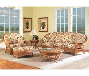 Mountain View Natural Rattan Furniture Sets (Custom Finishes Available)