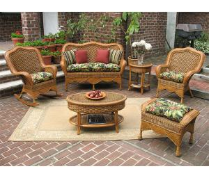 TeaWash Tangiers Wicker Seating and Dining