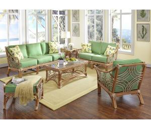 South Pacific Natural Rattan Furniture Sets
