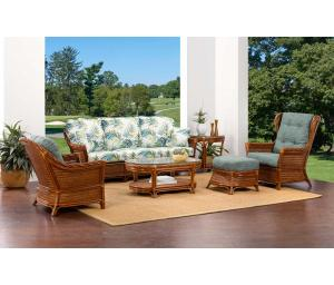 South Shore Natural Rattan Seating and Dining Sets