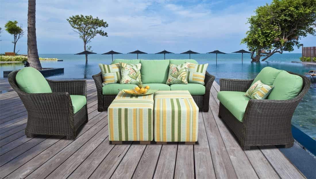 Castaway All Weather Resin Wicker Seating Collections