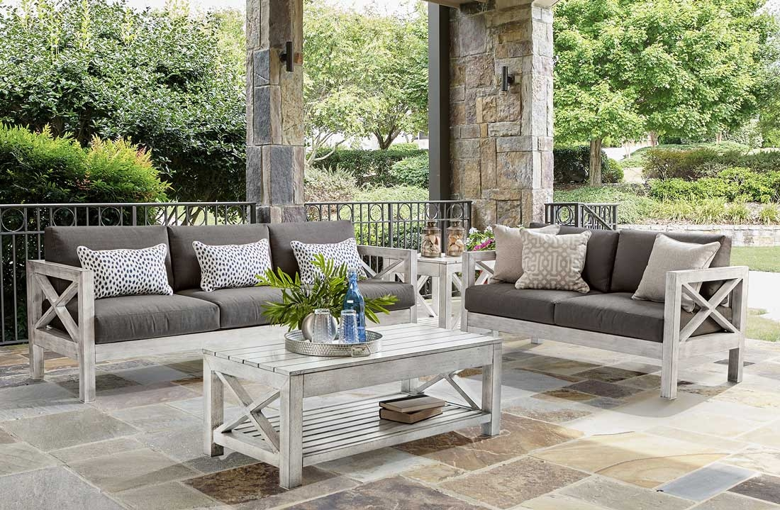 Catalina All Weather Aluminum Seating Collections