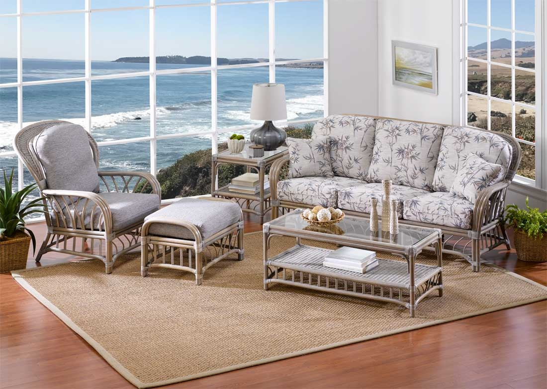 Oceanview Natural Rattan Furniture Sets (Custom Finishes Available)