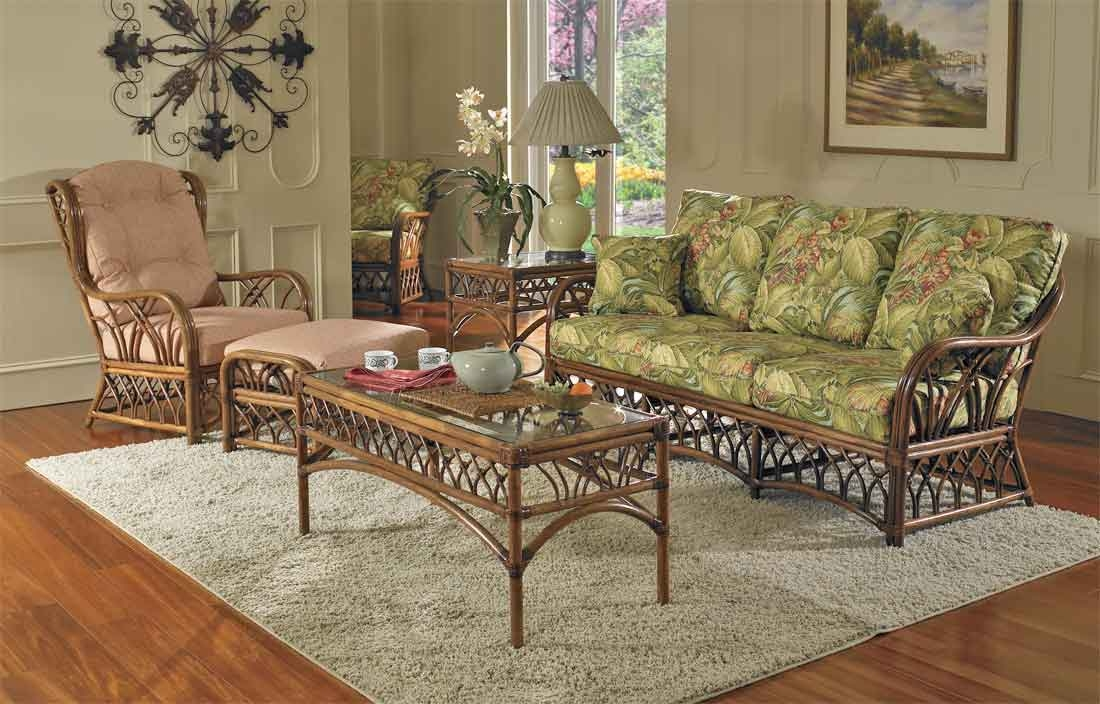 Classic Rattan Seating Collections