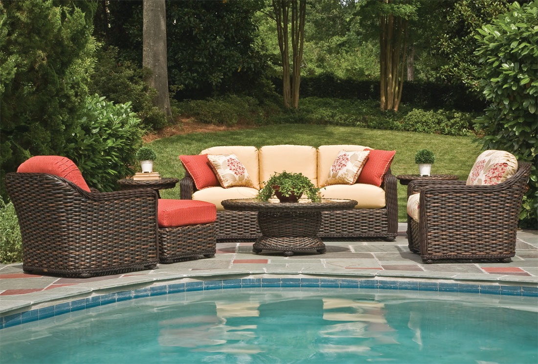 Lane Venture South Hampton Resin Wicker Furniture