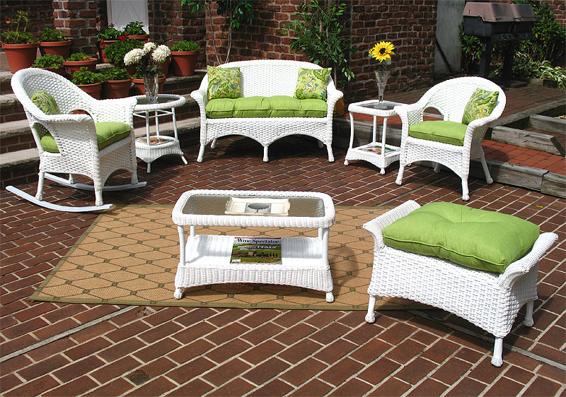 Veranda Outdoor Wicker Patio Furniture