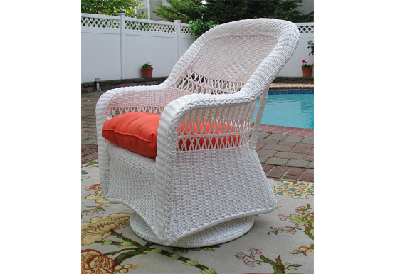 Belair Resin Swivel Glider Chairs