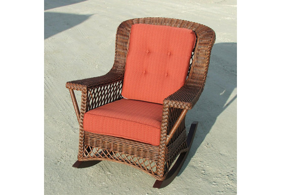Magnificent Natural Rattan Sea Harbor Wicker Rocking Chair Spiritservingveterans Wood Chair Design Ideas Spiritservingveteransorg