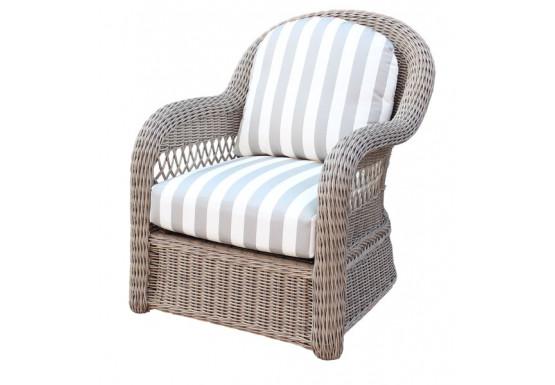 Weather Outdoor Resin Wicker Chair