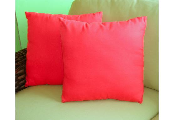 Sunbrella Set of 2- 15 Indoor/Outdoor Throw Pillows - Sunbrella Set of 2- 15 Indoor/Outdoor Throw Pillows