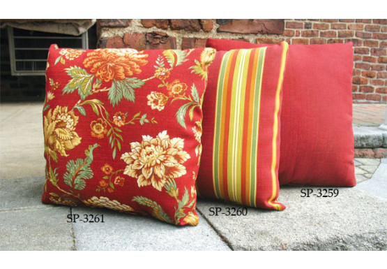 15 Indoor/Outdoor Throw Pillow - 15 Indoor/Outdoor Throw Pillow