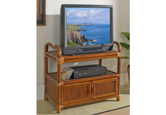 Delta TV Cart with Cabinet - Delta TV Cart with Cabinet