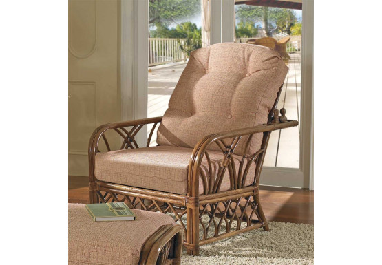 Swell Orchard Park Natural Rattan Morris Chair Alphanode Cool Chair Designs And Ideas Alphanodeonline