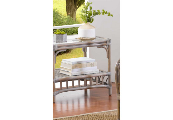 Oceanview Rattan End Table (Not Sold Alone) - Oceanview Rattan End Table (Not Sold Alone)