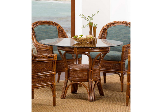 South Shore Rattan Round Dining Tables - South Shore Rattan Round Dining Tables