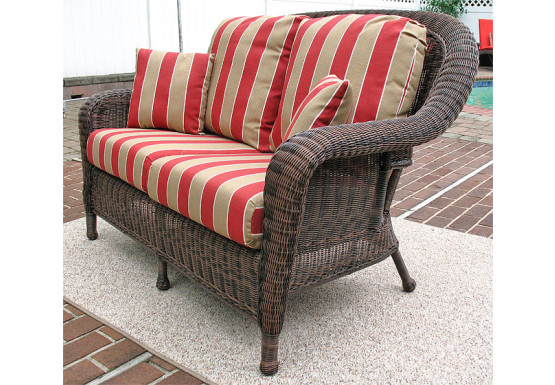 Fine Laguna Beach Resin Wicker Loveseat Ibusinesslaw Wood Chair Design Ideas Ibusinesslaworg
