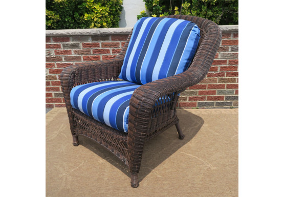 Palm Springs Resin Wicker Chair