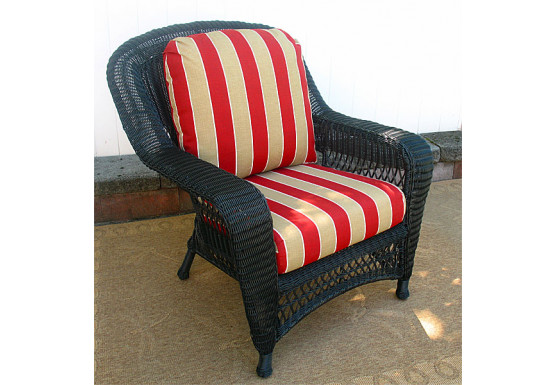 Palm Springs Resin Wicker Chair