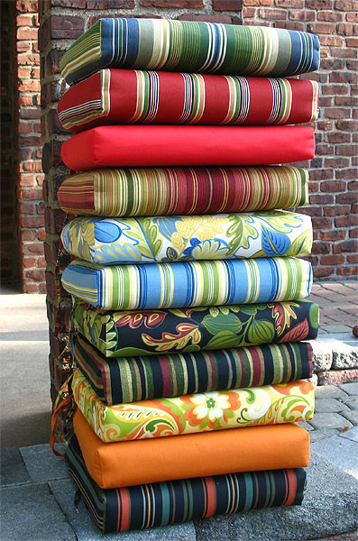 Wicker Replacement Chair Cushions With Ties