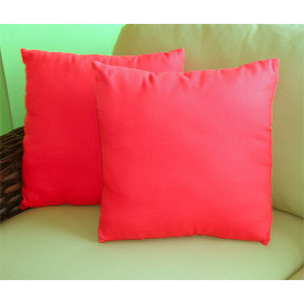 "Sunbrella Set of 2- 15"" Indoor/Outdoor Throw Pillows"