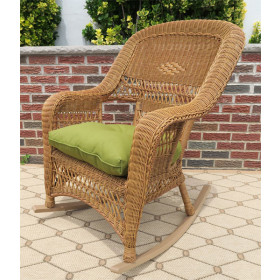 Belair Resin Wicker Rockers
