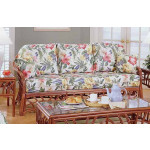 New Kauai Rattan Sofa  -