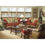 5 Piece Saint Helena Rattan Furniture Set  -