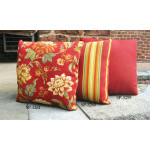 15 Indoor/Outdoor Throw Pillow -