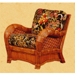Jamaica Natural Rattan Lounge Chair -