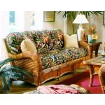 Jamaica Natural Rattan Sofa  - CINNAMON