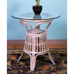 """3 Piece Trinidad Rattan Counter Height Dining Set 36"""" Top - TABLE"""