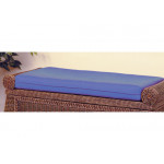 Cushion Only For Blanket Chest Blue (#1023) -