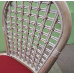 """3 Piece Coronado Rattan Dining Set 36:"""" (Side Chairs) Brand New 3 Colors - CHAIR BACK"""