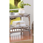 Oceanview Rattan End Table (Not Sold Alone) -
