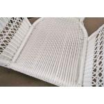 3 Piece Laguna Beach Resin Wicker Chat Set  - CHAIR SEAT