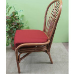Savannah Rattan Dining Side Chair (3 colors) - SIDE-VIEW