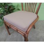 "3 Piece Coronado Rattan Dining Set 36:"" (Side Chairs) Brand New 3 Colors - SP-803 FABRIC"