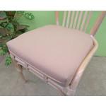 Savannah Rattan Dining Side Chair (3 colors) - SP-803 FABRIC