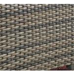 4 Piece Resin Wicker Modular Sectional, Biscayne Bay - SANDSTONE FINISH SAMPLE
