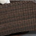 5 Piece Resin Wicker Furniture Set, St Croix -