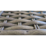 St Croix All Weather Outdoor Resin Wicker Chair -