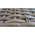 7 Piece St Croix Outdoor Resin Wicker Dining Set -