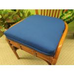Savannah Rattan Dining Arm Chair (3 colors) - SP-967 FABRIC