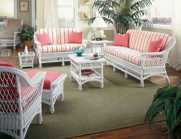 Indoor Furniture Why It S Perfect For, Sunroom Wicker Furniture Sets