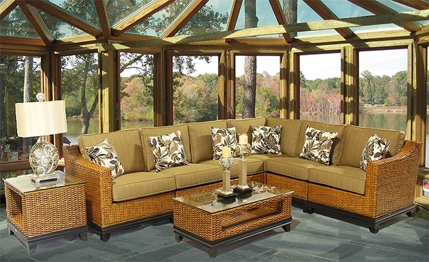 Wicker Warehouse & Indoor Furniture - Why It\u0027s Perfect For Your Sunroom